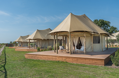 Unique Glamping Tents
