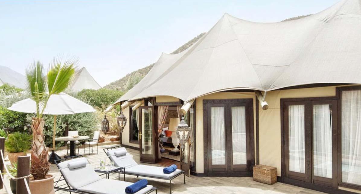 Morocco Tents