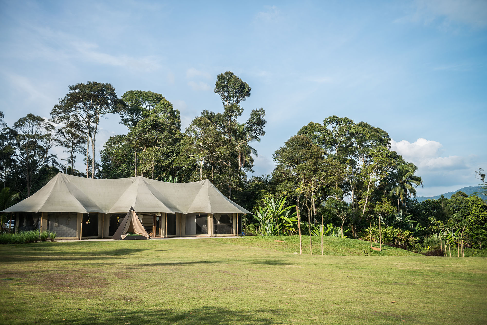 Large Glamping Tents